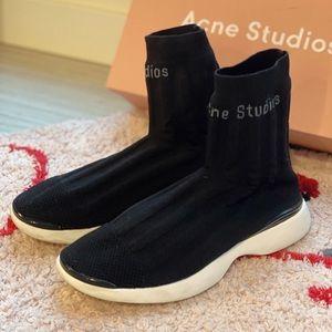 Acne Studios Batilda Sock Boots Sneakers